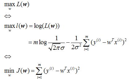 最小二乘与最大似然参数估计及Python实现