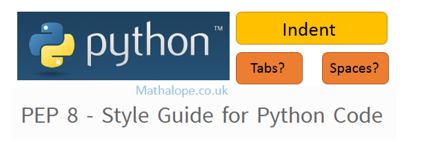 python-pep8-style-guide-indent-tabs-or-spaces